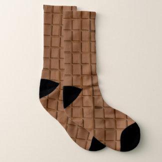 funny Candy lover chocolate bar Socks