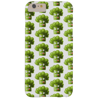Funny Cartoon Broccoli Pattern Barely There iPhone 6 Plus Case