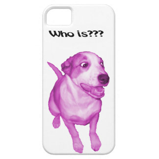 Funny Case, Funny dog Barely There iPhone 5 Case