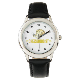 Funny Cheese Watch