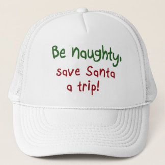 Funny Christmas gifts Holiday humour quotes hats