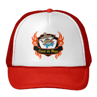 Funny Cinco de Mayo T-shirts and Gifts Cap