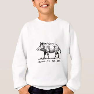 Funny Come At Me Bro Warthog T-shirt