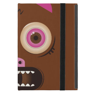 Funny crazy monster covers for iPad mini