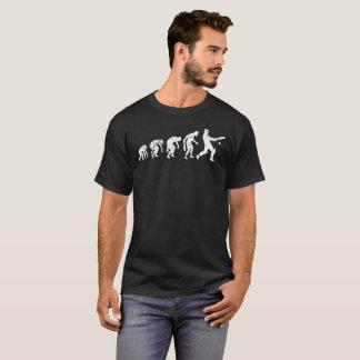 Funny Cricket Evolution T-Shirt