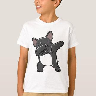 Funny Dabbing French Bulldog T-Shirt