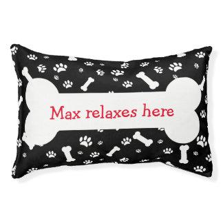 Funny Dog Bone Pillows