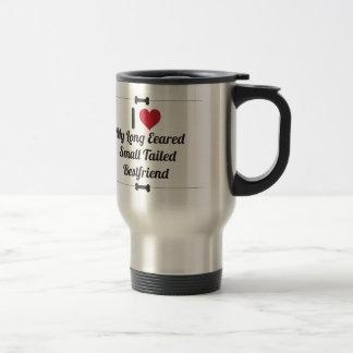 Funny Dog Quote Travel Mug