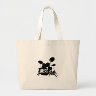 Funny Dyslexic Jumbo Tote Bag