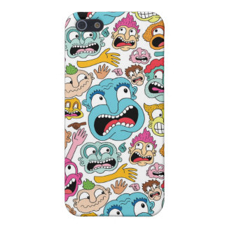 Funny Face Mobile case Case For The iPhone 5
