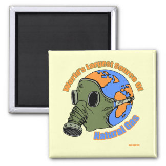 Funny Farting T-shirts Gifts Refrigerator Magnet