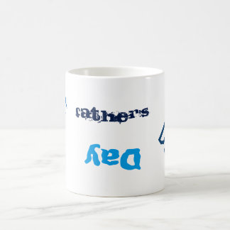Funny Father's Day Coffee Cup Basic White Mug