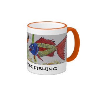 Funny Fish Mug
