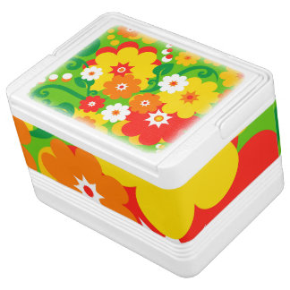 Funny Flower Power Wallpaper Chilly Bin