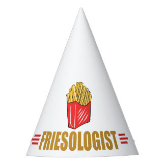 Funny French Fries Party Hat