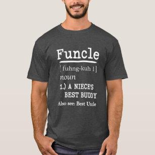 670a9a41 Funcle Definition Uncle T-Shirts & Shirt Designs | Zazzle.co.nz