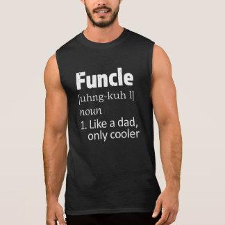 Funny Funcle Uncle saying Mens shirt