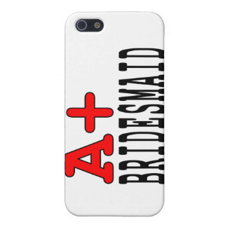 Funny Gifts for Bridesmaids : A+ Bridesmaid Cases For iPhone 5