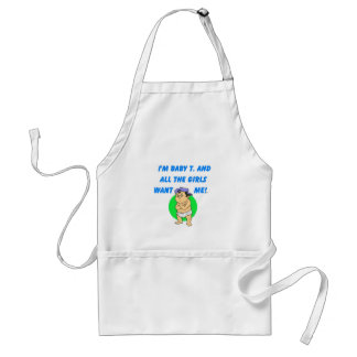funny gifts standard apron
