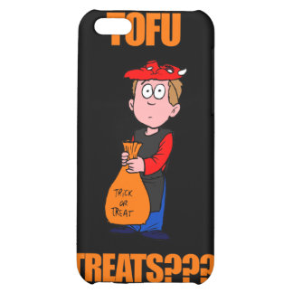 Funny Halloween Trick or Treat Cover For iPhone 5C