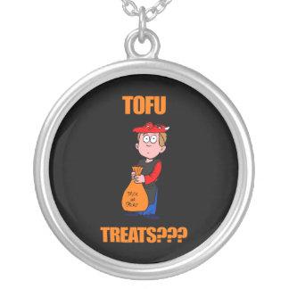 Funny Halloween Trick or Treat Jewelry