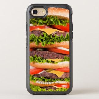 Funny Hamburger OtterBox Symmetry iPhone 8/7 Case