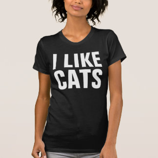 Funny I like cats crazy cat lady cat lover hipster Shirts
