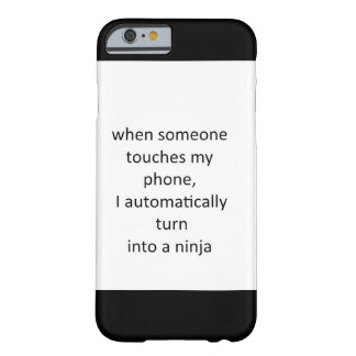 Funny iphone 6/6s cover barely there iPhone 6 case