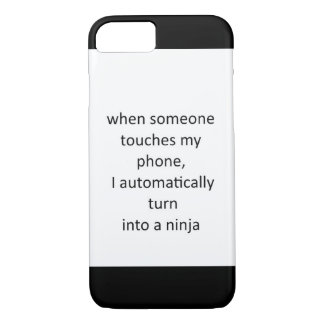 Funny iPhone 7 cover