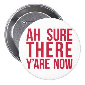 Funny Irish Slang Badge