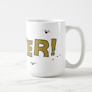 Funny Kids Coffee Mug Gift - Farter
