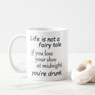 Funny life quotations novelty joke humour sayings coffee mug