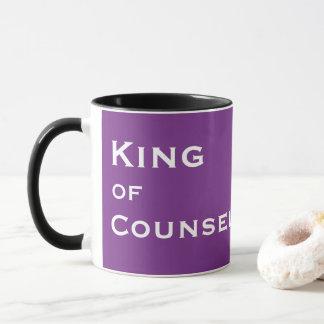 Funny Male Counsellor Nickname - Joke Title Mug