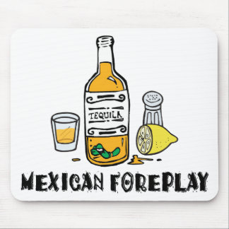 Funny Mexican Mouse Pad