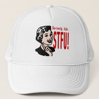 Funny Mother's Day Design Trucker Hat
