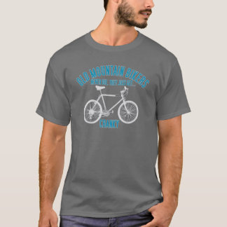 Funny Mountain Bike T Shirt