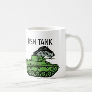 Funny Mug - Fish Tank