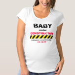 Funny Novelty Maternity Pregnancy Women T Shirt