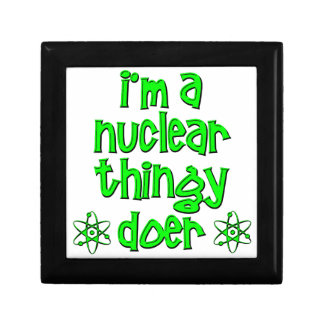 funny nuclear gift box