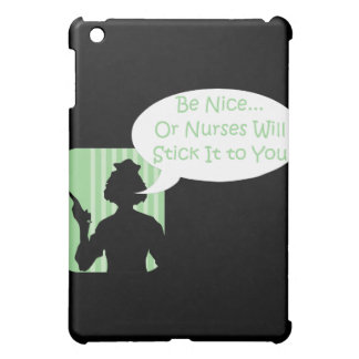 Funny Nurse Humor Case For The iPad Mini