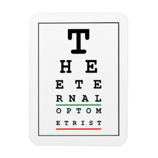 Funny Optician Magnet