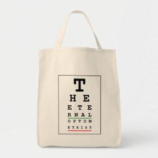 Funny Optician Tote Bag
