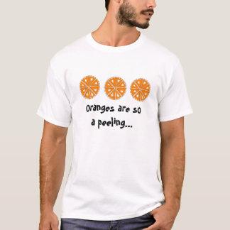 Funny Orange Fruit T-Shirt
