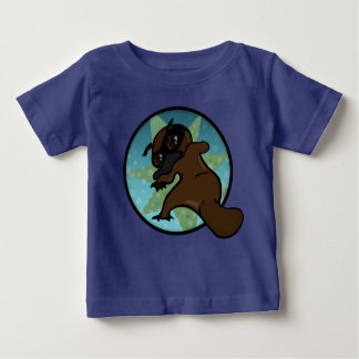FUNNY PLATYPUS BABY INFANT T-SHIRT