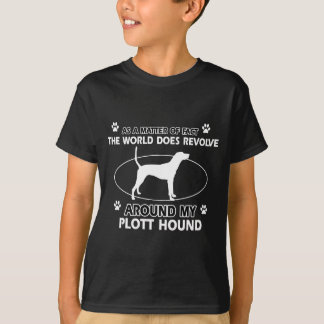 Funny  PLOTT HOUND designs T-Shirt