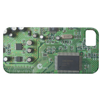 Funny Printed Circuit Board PCB design iPhone 5 Barely There iPhone 5 Case