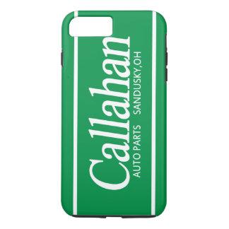 Funny Retro Callahan Auto Parts iPhone 8 Plus/7 Plus Case
