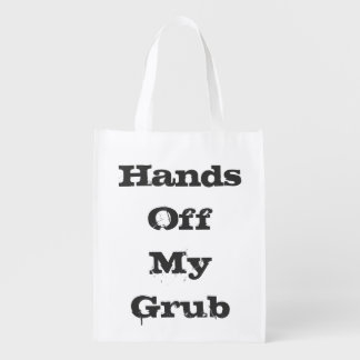 Funny Reusable Grocery Shopping Bag