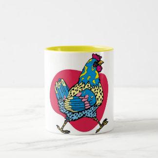 Funny Rooster Mug