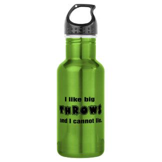 Funny Shot Put Discus Hammer Javelin Throw Bottle 532 Ml Water Bottle